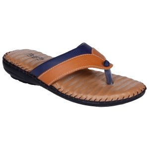 Mappy Red Flat Slip On For Women-(product Code-1305-tan)