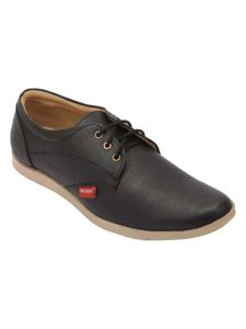 Casual Shoes (Men's) - Bachini Casual Shoes For Men-(Code-1502-Black)