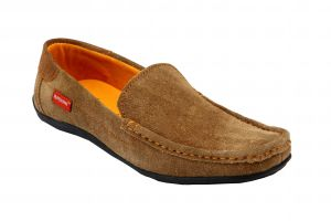 Loafers (Men's) - Bachini Loafer For Men-(Code-1511-Tan)