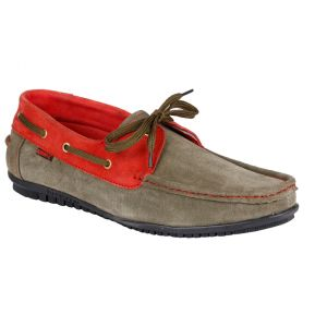 Bachini Casual Shoes For Men -(code-1525-olive)