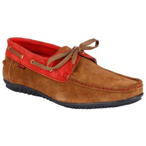 Bachini Casual Shoes For Men -(code-1525-tan)