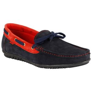 Bachini Casual Shoes For Men -(code-1526-navy Blue)