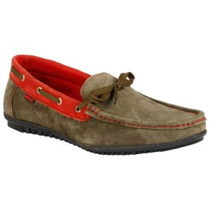 Bachini Casual Shoes For Men -(code-1526-olive)