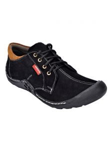 Bachini Casual Shoes For Men -(code-1537-black)