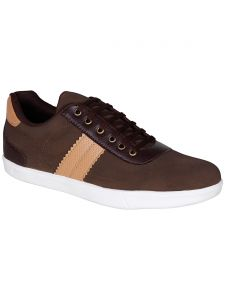 Bachini Brown Mens Casual Shoe Lace Up - ( Product Code - 1547-brown )