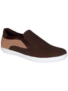 Bachini Brown Mens Casual Shoe Slipon - ( Product Code - 1548-brown )
