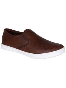 Bachini Brown Mens Casual Shoe Slipon - ( Product Code - 1550-brown )