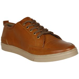 Tan Casual Shoes For Men (code - 1563_tan)