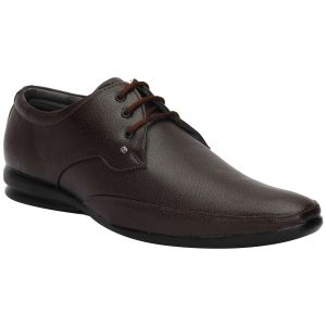 Bachini Brown Formal Shoes For Men (product Code - 1593-brown)