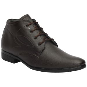 Bachini Brown Formal Shoes For Men (product Code - 1596-brown)