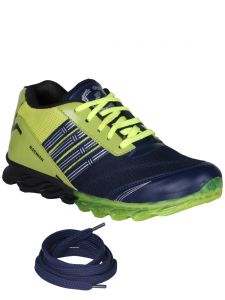 Bachini Green Mens Sports Shoes-(product Code-1601-green)