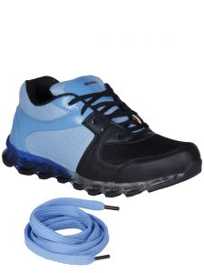 Bachini Blue Mens Sports Shoes-(product Code-1602-blue)