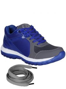 Bachini Blue Mens Sports Shoes-(product Code-1603-blue)