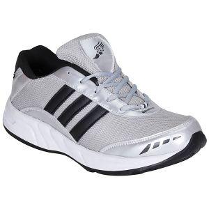 Sport Shoes (Men's) - BACHINI Grey Sport Shoes for Men (Product Code - 1608-Grey)