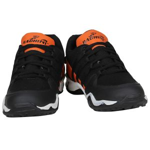 Orange Sports Shoes For Mens (code - 1656-orange)
