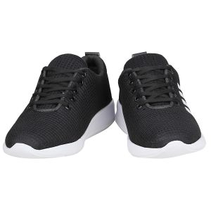 Black Sports Shoes For Men (code - 1657-black)