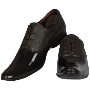 Brown Formal Shoes For Men (code - 1638-brown)