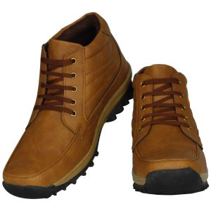 Boots (Men's) - Tan Boot for Men (Code - 1637-Tan)
