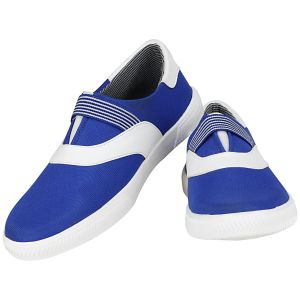 Royal Blue Casual Shoes For Men (code - 1633-royal Blue)