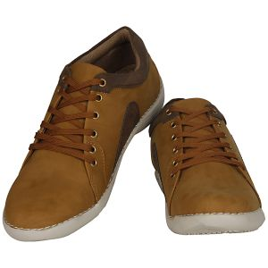 Tan Casual Shoes For Men (code - 1569_tan)
