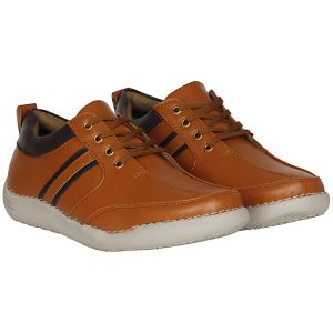 Casual Shoes (Men's) - Tan Casual Shoes for Men (Code - 1571_Tan)