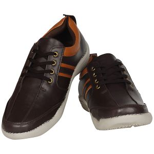 Brown Casual Shoes For Men (code - 1571_brown)