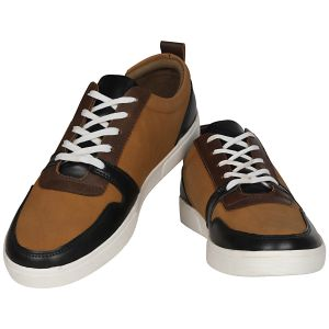 Tan Casual Shoes For Mens (code - 1566_tan)