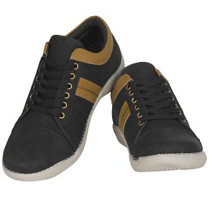 Black Casual Shoes For Men (code - 1570_black)