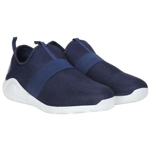 Sport Shoes (Men's) - Bachini Stunning Looks Sneakers For Men (Code- 1663 Navy Blue)