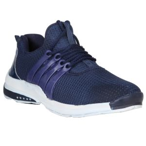 Bachini Ultra Beast Sports Shoe For Men (code- 1662 Navy Blue)