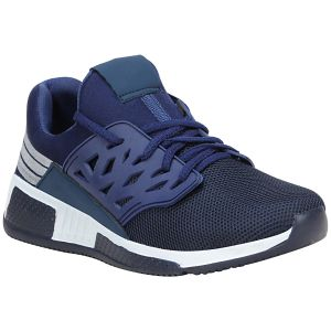 Bachini Drago Elda Sports Shoe For Men (code- 1667-navy Blue)