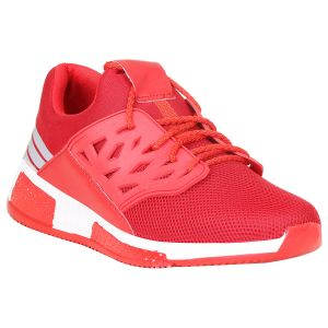 Bachini Drago Elda Sports Shoe For Men (code- 1667-red)