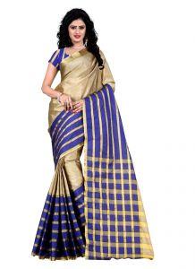 Silk Sarees - Wama tussar silk  Saree with blouse(TZ_Kusum)