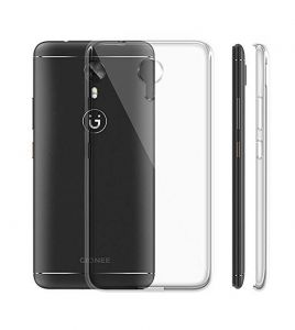 Tbz Transparent Silicon Soft Tpu Back Case Cover For Gionee A1