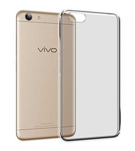 Tbz Transparent Silicon Soft Tpu Back Case Cover For Vivo Y53