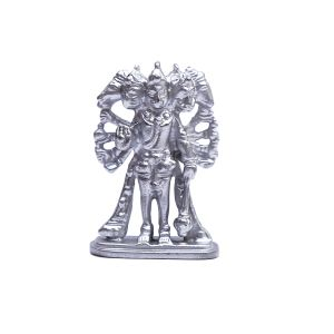 Parad Panch Mukhi Hanuman (50 Gm) By Pandit Nm Shrimali