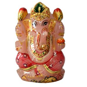 Ruby Ganesh 210 Gm By Pandit Nm Shrimali
