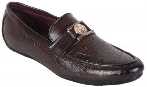 George Adam Mens Slipon Loafers Shoes (code - 066 Brown)