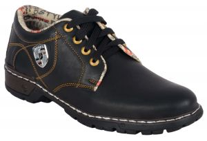 Casual Shoes (Men's) - George Adam black mens casual shoes