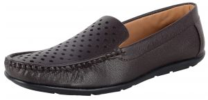 George Adam Brown Mens Loafers