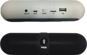 Panasonic,Vox,Amzer,Skullcandy,Maxx,Creative,Vu Mobile Accessories - Vox Wireless Calling Bluetooth Soundbar Speaker With FM USB Tf Card MP3 Pla