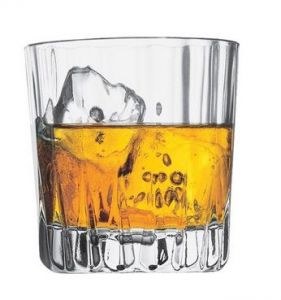 Pasabahce Antalaya Whisky Glass Set Of 6 300 Ml Each