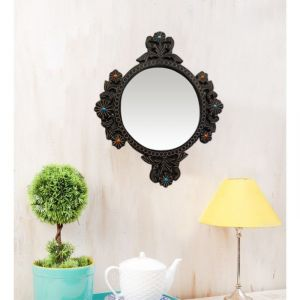 Mirrors - Onlineshoppee MDF Decorative Wall Mirrorr AFR2674