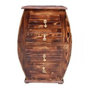 Display units - Onlineshoppee Wooden Hand Carved Cabinet With Beautifully Design AFR335