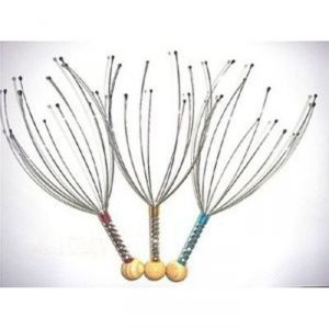 Onlineshoppee Personal Care & Beauty ,Health & Fitness  - Handy Head Massager/ BOKOMO Buy 1 Get 1 Free