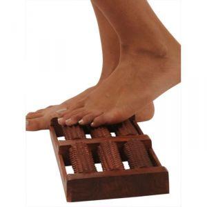 Onlineshoppee Health & Fitness - Onlineshoppee Wooden Foot Massager CA76