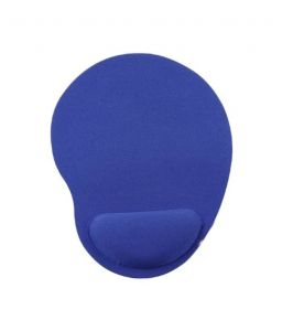 Hashtag Glam 4 Gadgets Super Comfort Gel Mousepad (pack Of 5) Blue