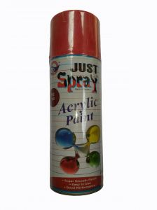 Just Spray Car Auto Multi Purpose Lacquer Spray Paint Anti Rust Primer (400ml)