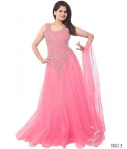 Crystal Fashion Pink Color Heavy Look Designer Anarkali Suit_cf_a_02