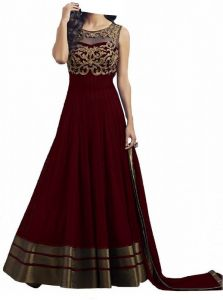 Fantique Jewels Party Wear And Designer Dress Material For Women (code - Drfan98)